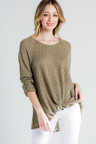 HAIG - KNOT TOP