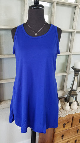 BASIC TEE SHIRT DRESS
