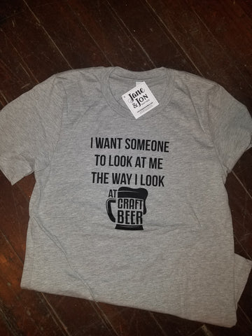 CRAFT BEER TEE