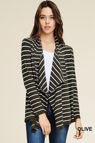 WANNA - WATERFALL CARDIGAN