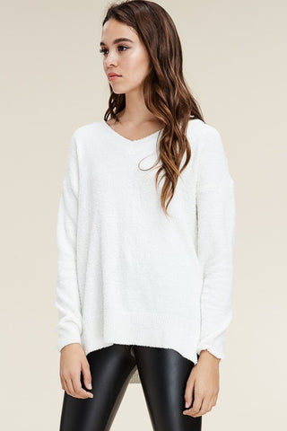 VINH - Cream Sweater