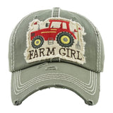 JUD9 - FARM GIRL CAP