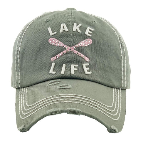 JUD10 - LAKE LIFE CAP