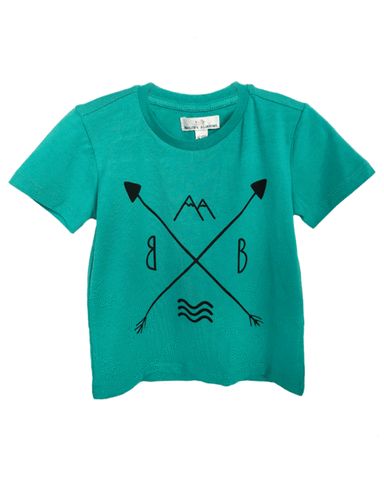 ARROW - BOYS GRAPHIC TEE