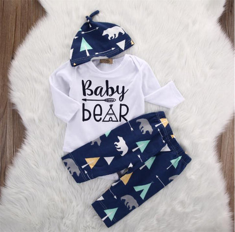 BABY BEAR 2PC SET - HD