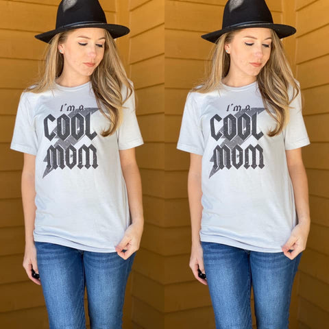 COOL MOM - GRAPHIC TEE
