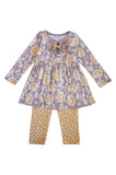 DEW125 - 2PC MUSTARD SET