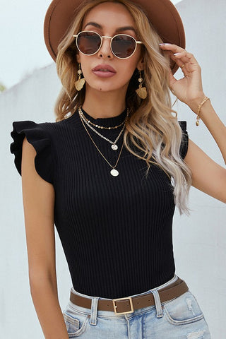 ESL106 - SLEEVELESS TOP