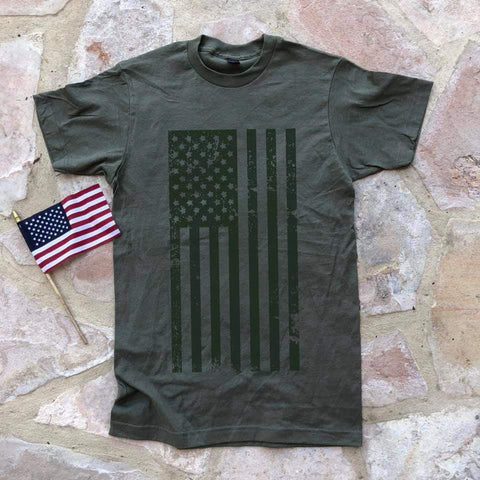 ARMY FLAG - GRAPHIC TEE