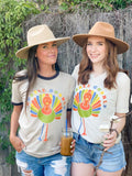 GOBBLE GOBBLE - GRAPHIC TEE