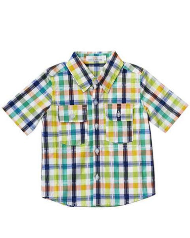 JACK - BOYS BUTTON DOWN SHIRT