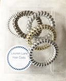 LARGE HAIR COILS