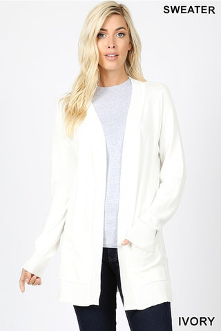 SARAH - SWEATER CARDIGAN