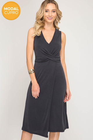 SS112 - SLEEVELESS DRESS