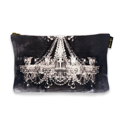 'Dramatic Entrance Night' Pouch (Size 9x6)