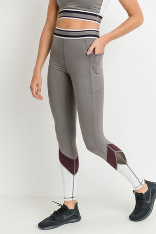 RAVEN - HIGH WAIST LEGGING