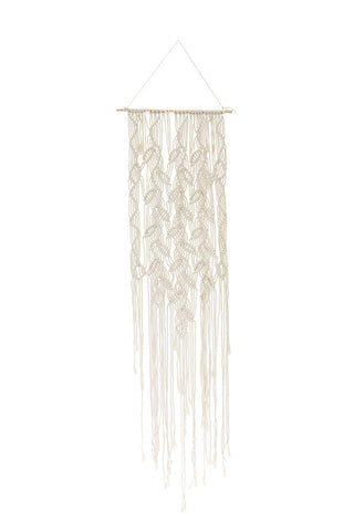 "Soul of the Party - 60"" Macrame Wall Hanging"