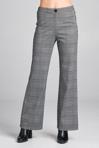 JAZZ - CHECKED PANTS