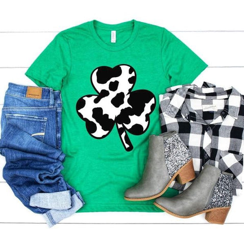 COW CLOVER - GRAPHIC TEE