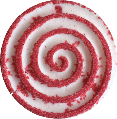 Peppermint Swirl Limited Edition Bath Bombs