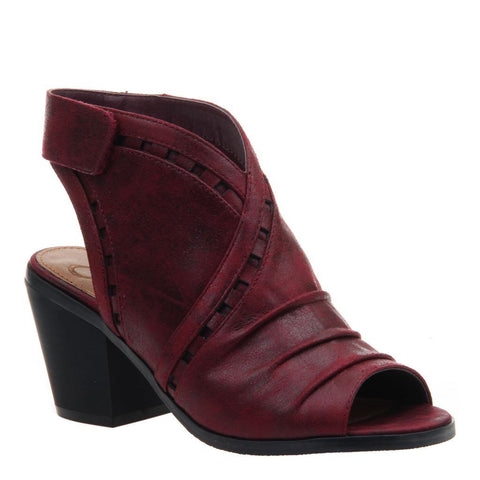 Marvelous - Open Toe Bootie CSCM075