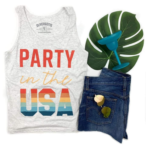 PARTY IN THE USA - TANK