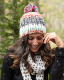North Woods Pom Hat