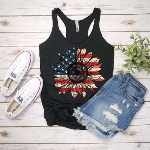 SUNFLOWER - GRAPHIC TANK