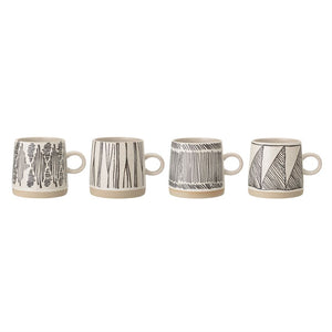 Cups, Mugs & Glasses