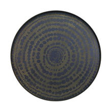 Load image into Gallery viewer, Midnight Beads wooden tray - round - XL