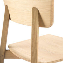 Load image into Gallery viewer, Oak Casale dining chair