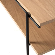 Load image into Gallery viewer, Oak Rise coffee table - varnished