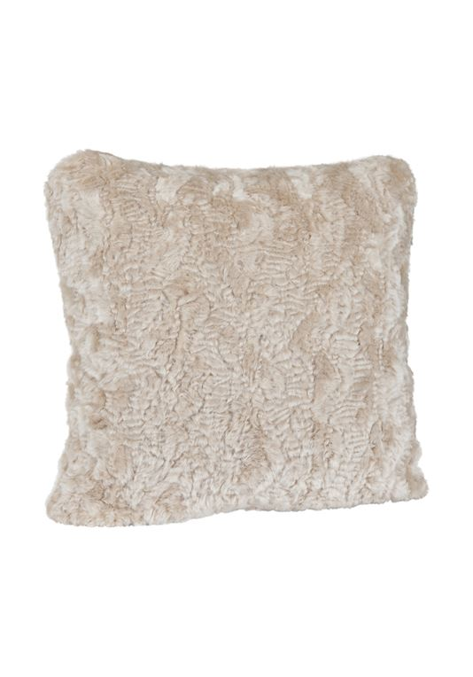 Signature Series Vintage Persian Lamb Pillow
