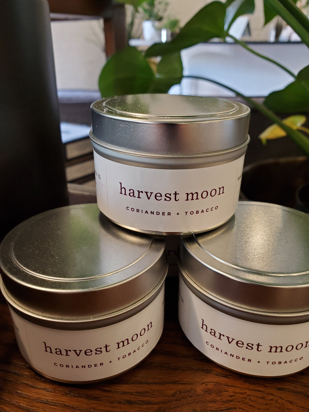 Harvest Moon Travel Candle