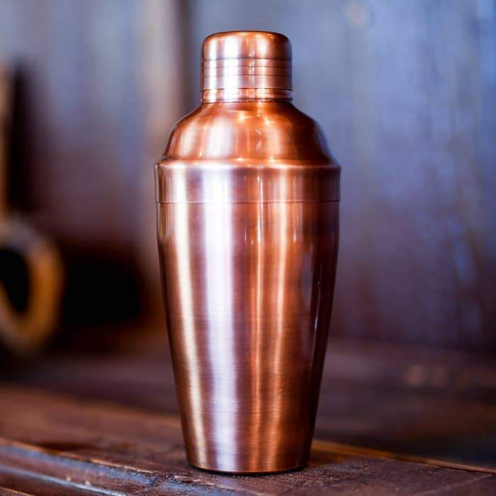 Antique Copper Shaker
