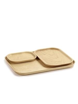 MERCI  MAPLE NESTING TRAYS