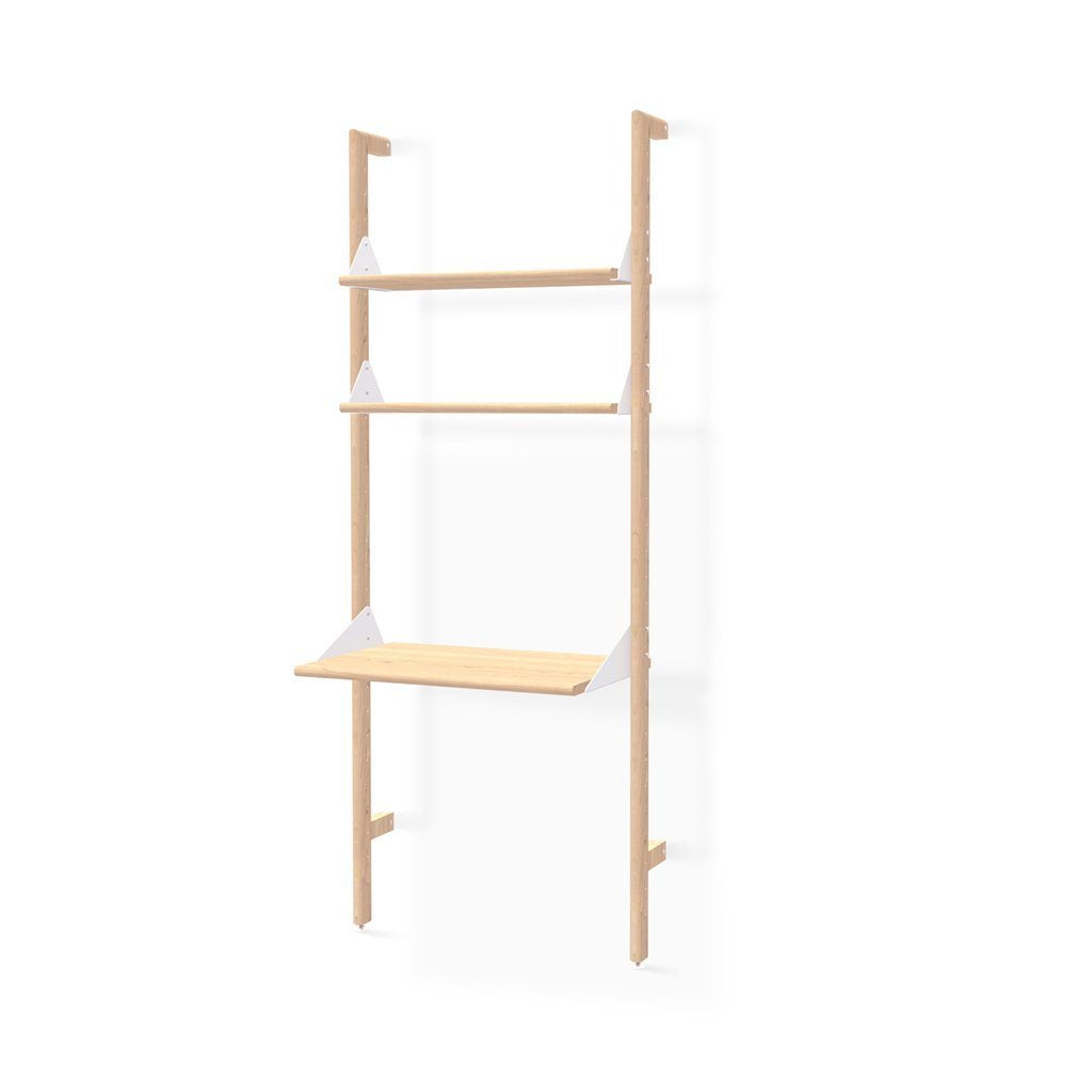 Branch 1 - Desk Shelving Unit