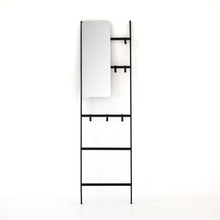 Load image into Gallery viewer, Rectangular Entryway Mirror Ladder