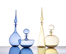 Load image into Gallery viewer, Joe Cariati  Petite Decanter Low Round