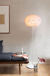 EOS Medium Feather Shade with plug in cord set
