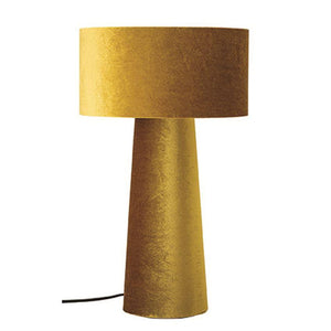 Velvet Table Lamp