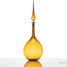 Load image into Gallery viewer, Joe Cariati  Large Decanter Tear Drop