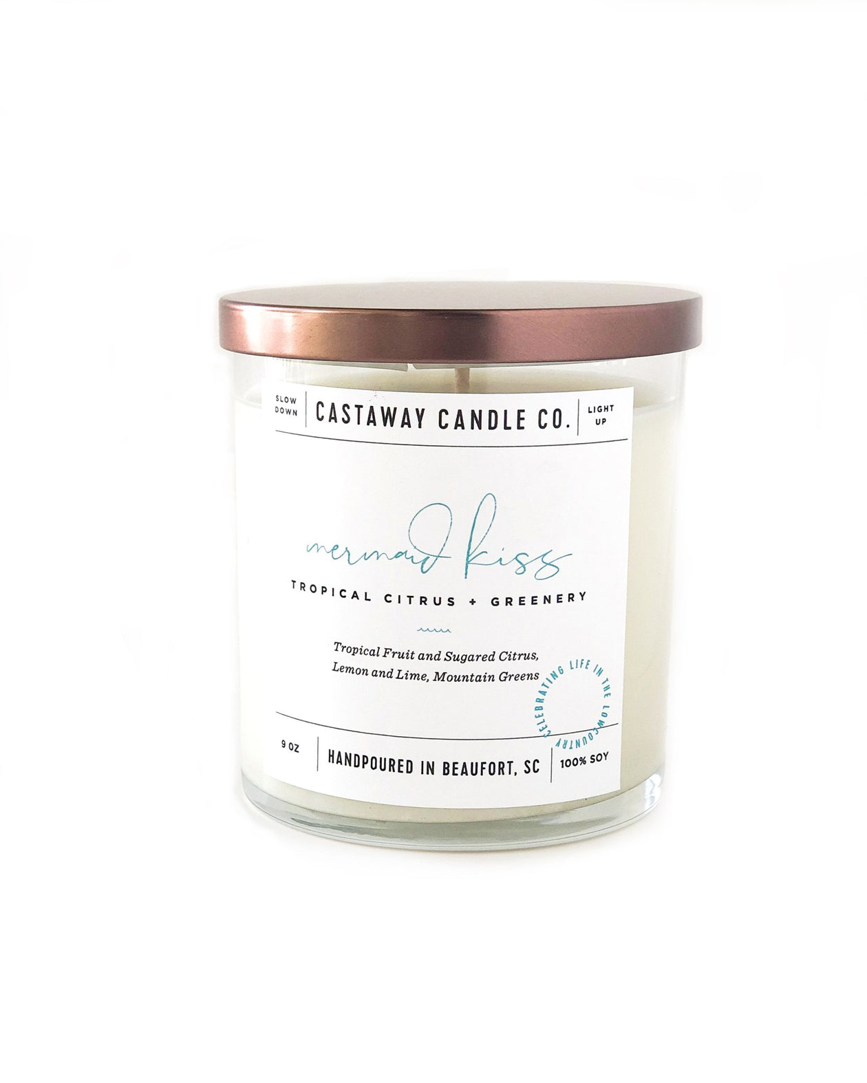 Mermaid's Kiss Candle