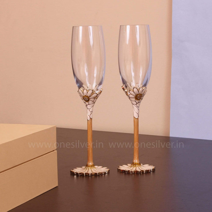 onesilver glass set gift box Imported Glass Set GT 40