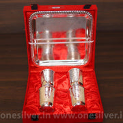 onesilver.in gift set GS Four Glass set