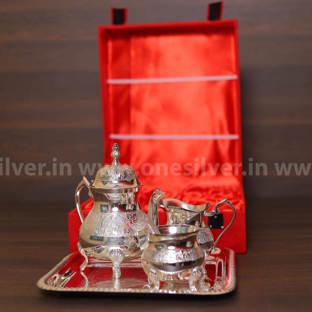 onesilver.in gift set GS Tea gift set