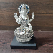 onesilver.in Lakshmi idol 8 inches