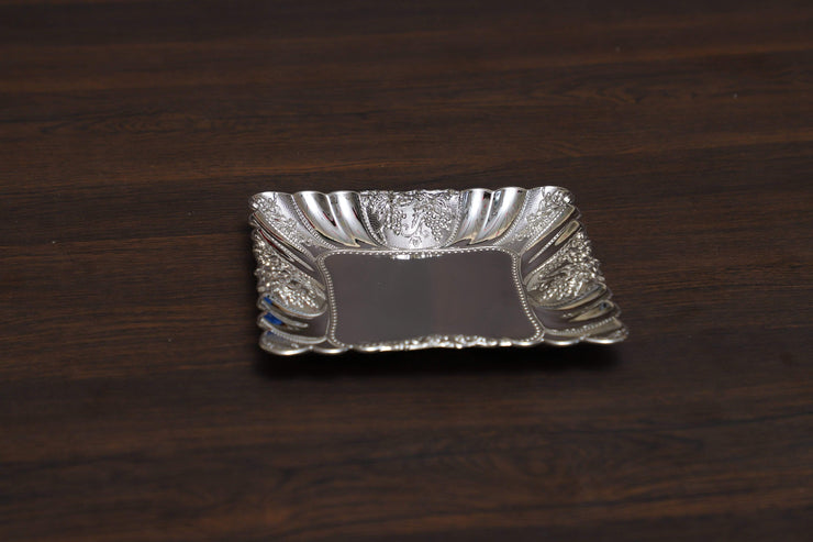 onesilver.in tray German Silver Tray WGS008