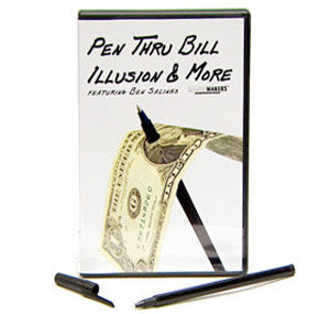 Pen Thru Bill DVD