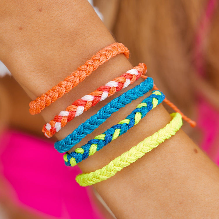 Solid Braided Bracelet